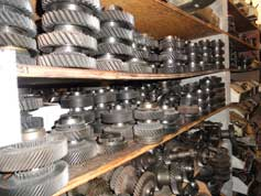 transmission differential grears in stock