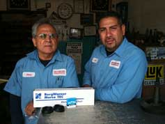jesse and junior - the transmission repair team